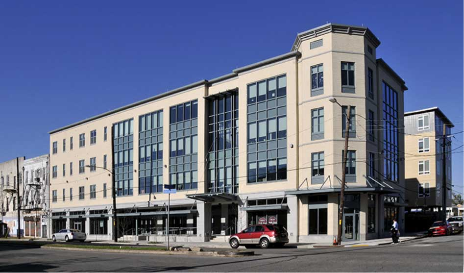 The Harrell Building